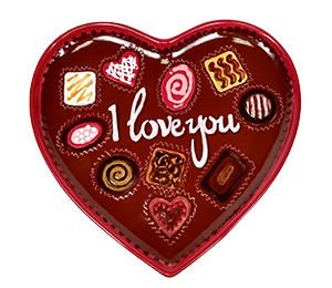 Torrance Valentine's Chocolate