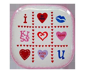 Torrance Valentine's Tic Tac Toe