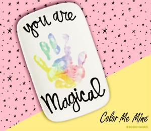 Torrance Rainbow Hand-print