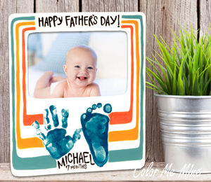 Torrance Father's Day Frame