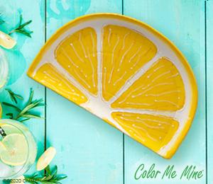 Torrance Lemon Wedge