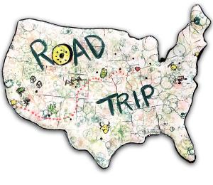 Torrance Family Road Trip!