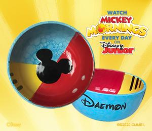 Torrance Mickey's Bubble Bowl