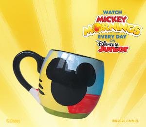 Torrance Mickey's Bubble Mug